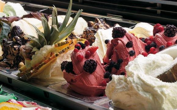 dessertförsäljning