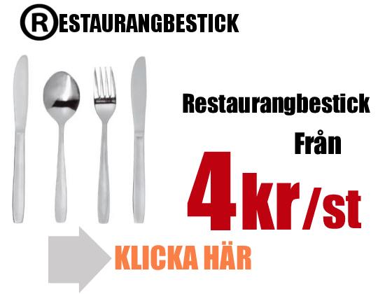 Bestick: Här hittar ni en av Sveriges bästa bestickbutiker på internet.