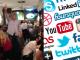 Sociala medier och restauranger