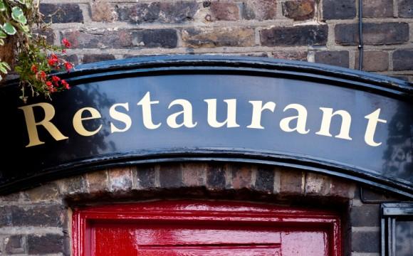 Starta restaurang: Hur man hittar bästa läget
