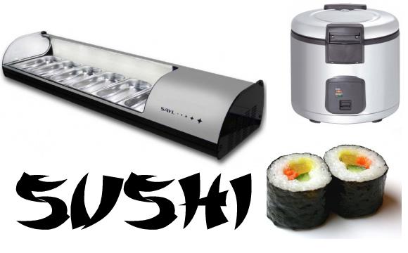 Att öppna en Sushi restaurang är lätt och billigt.